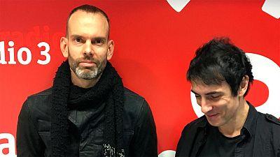 Disco grande - Digital 21 + Stefan Olsdal o cómo las cuerdas chocan con los sintes - 15/11/17 - escuchar ahora