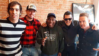 El sótano - Barrence Whitfield y Los Mambo Jambo - 15/11/17 - escuchar ahora
