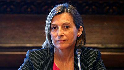 24 horas - La presidenta del Parlament Carme Forcadell irá en la lista de ERC el 21-D - Escuchar ahora