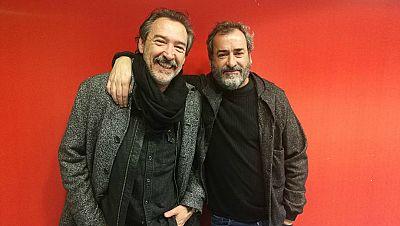La sala - Ginés García Millán y Jorge Bosch, amigos y compañeros en teatro - 16/11/17 - Escuchar ahora