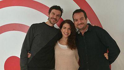 Las cuñas de RNE - Blanca Li, Andrés Requejo, Mamen Camacho, 'La Calderona' y Daniel Doña - 16/11/17 - Escuchar ahora