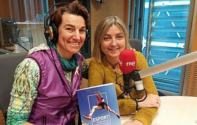 Més que esport - Emma Roca ens presenta el llibre 'Esport amb seny'