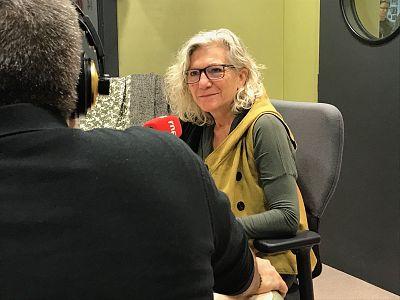 """El matí a Ràdio 4 - Entrevista Maria José Lecha (CUP):""""Anem a les eleccions per ser un actor determinant a l'hora de consolidar la república"""""""