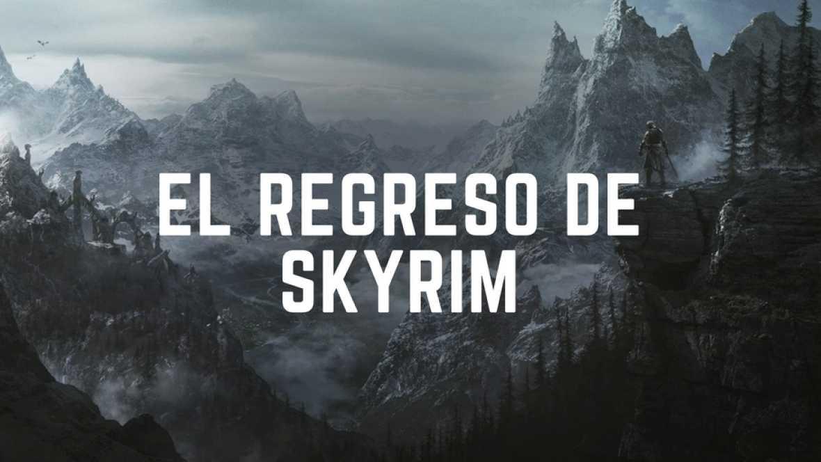Superpodcast - El regreso de Skyrim - Escuchar ahora