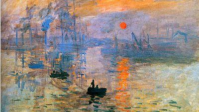 Entre paréntesis - Normandía, inspiración de los pintores impresionistas - Escuchar ahora