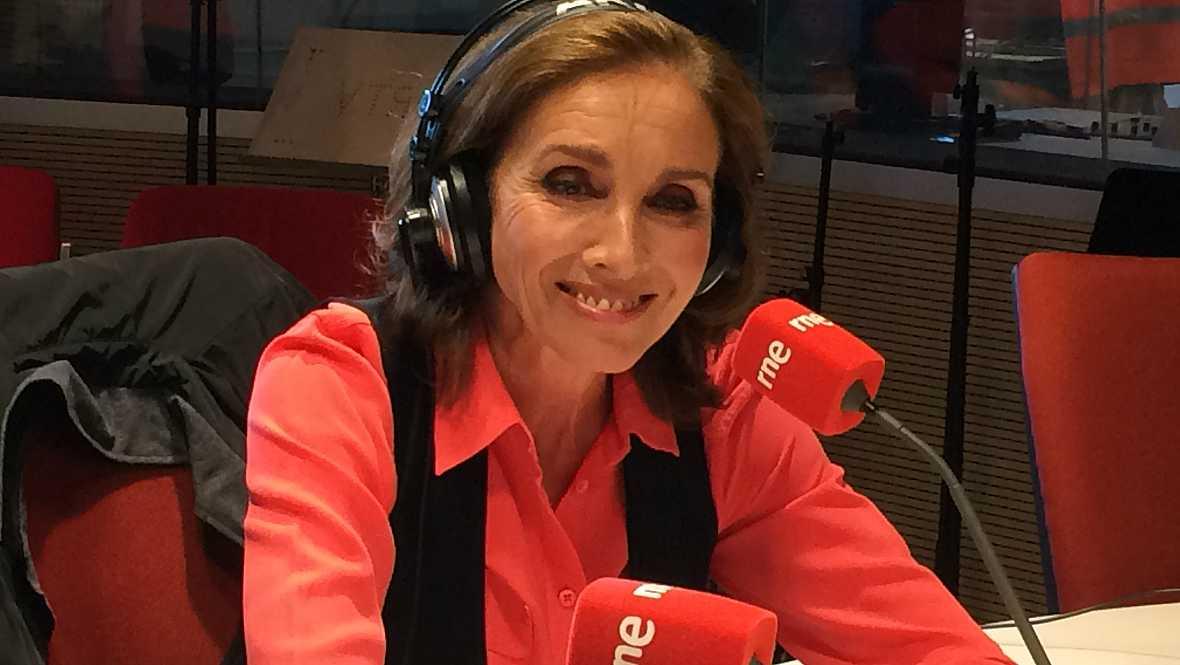 No es un día cualquiera - Entrevista a Ana Belén - Escuchar ahora