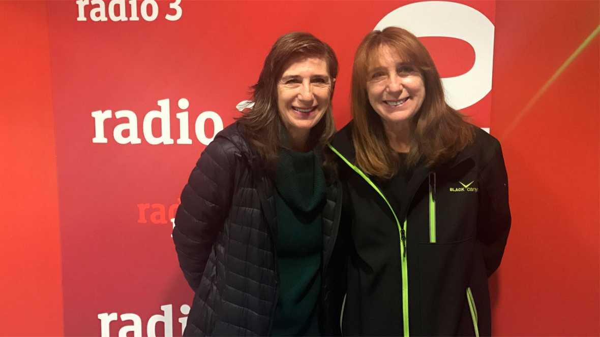 En Radio 3 - Gracia Olayo y Soledad Olayo - 18/11/17 - escuchar ahora