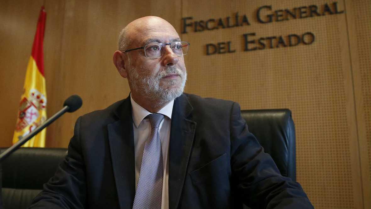 Boletines RNE - Fallece el fiscal general del Estado, José Manuel Maza, por una infección renal en Argentina - Escuchar ahora