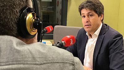 """El matí a Ràdio 4 - Entrevista José Rusiñol (SCC):""""A partir d'una alta participació es dibuixarà  una escenari real. I a partir d'aquí l'obligació dels partits es posar-se d'acord en les polítiques però sempre respectant la llei"""""""