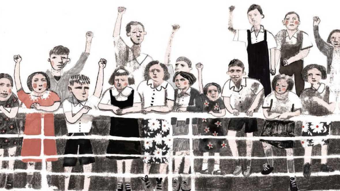 Punto de enlace - Los niños de Morelia a través de un álbum infantil - 20/11/17 - escuchar ahora