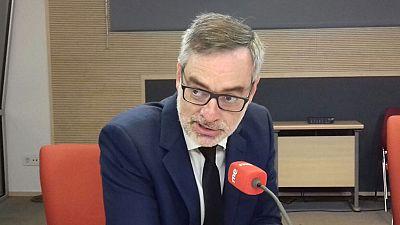 """Las mañanas de RNE - Villegas (Cs): """"El 'procés' es equivalente a pobreza y a crisis"""" - Escuchar ahora"""