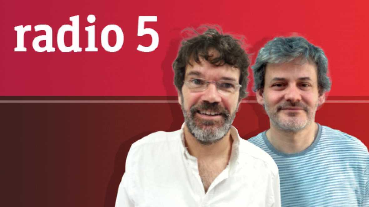 Diálogos en la caverna - Parménides - 21/11/17 - escuchar ahora