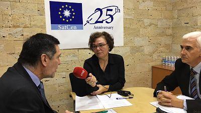 Europa abiera - 25 años del Centro de Satélites europeo de Torrejón - escuchar ahora