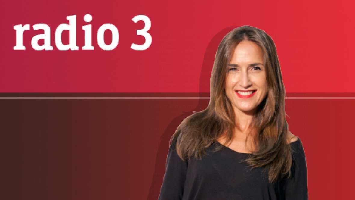 180 grados - Lori Meyeres, al Interestellar y Santa Cecilia - 22/11/17 - escuchar ahora
