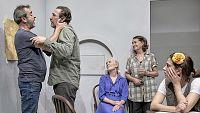 La sala - Ginés García Millán, Jorge Bosch, '¡Ay, Carmela!', Virginia Riezu, 'Lorquiana' - 25/11/17 - escuchar ahora