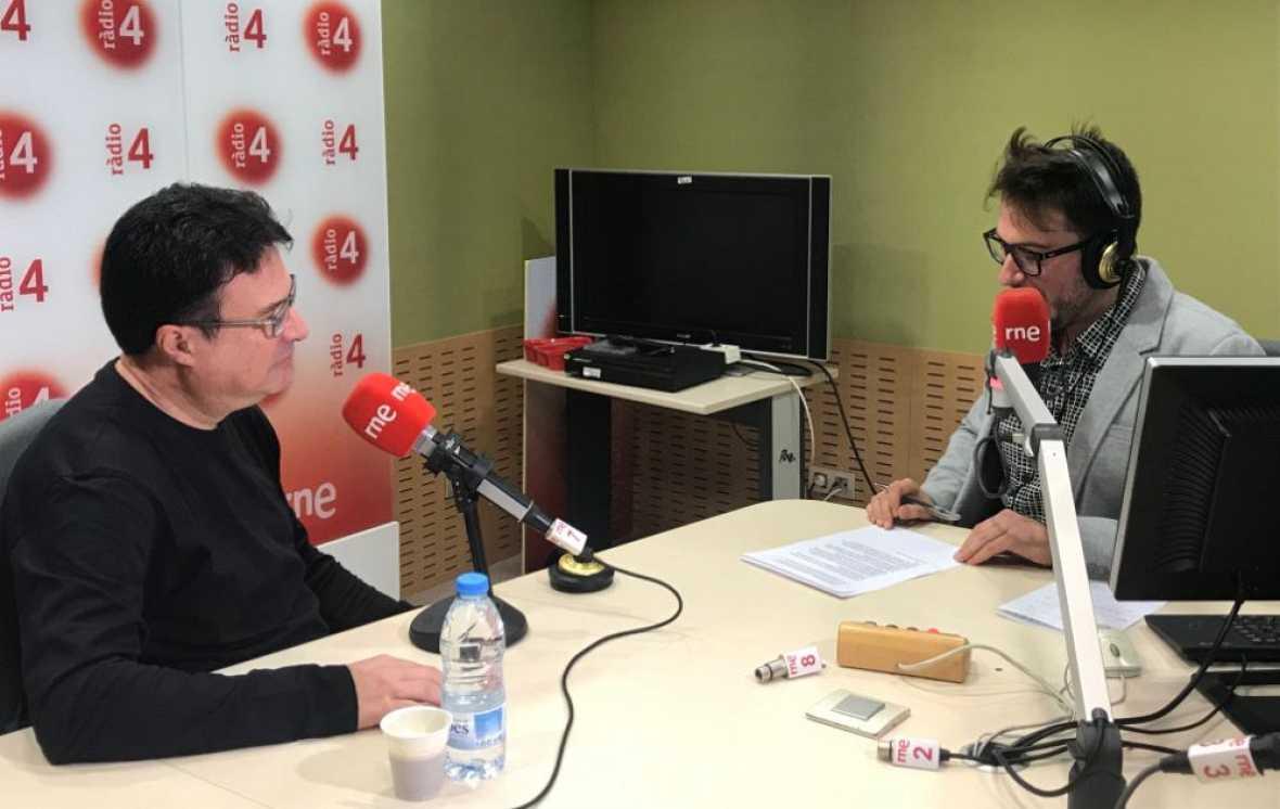 El matí a Ràdio 4 - Entrevista Joan Josep Nuet (Catalunya en comú)