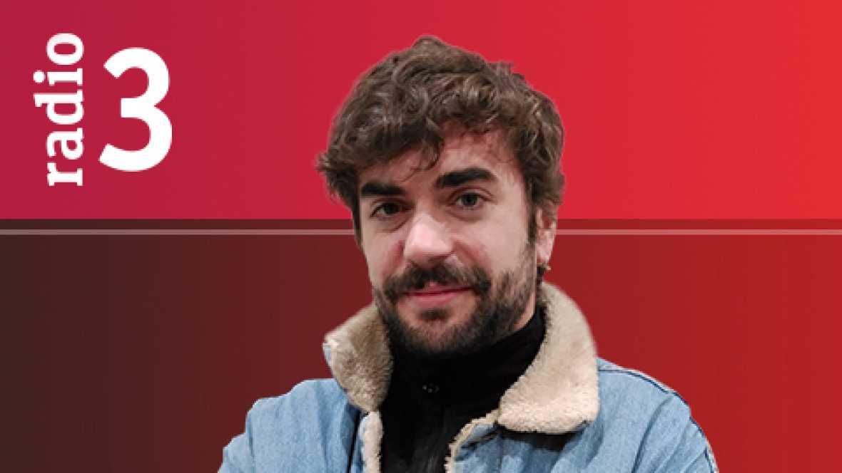 Esto es otra cosa - Sesión Juernes y #ataquedebaile de Delafé - 24/11/17 - escuchar ahora