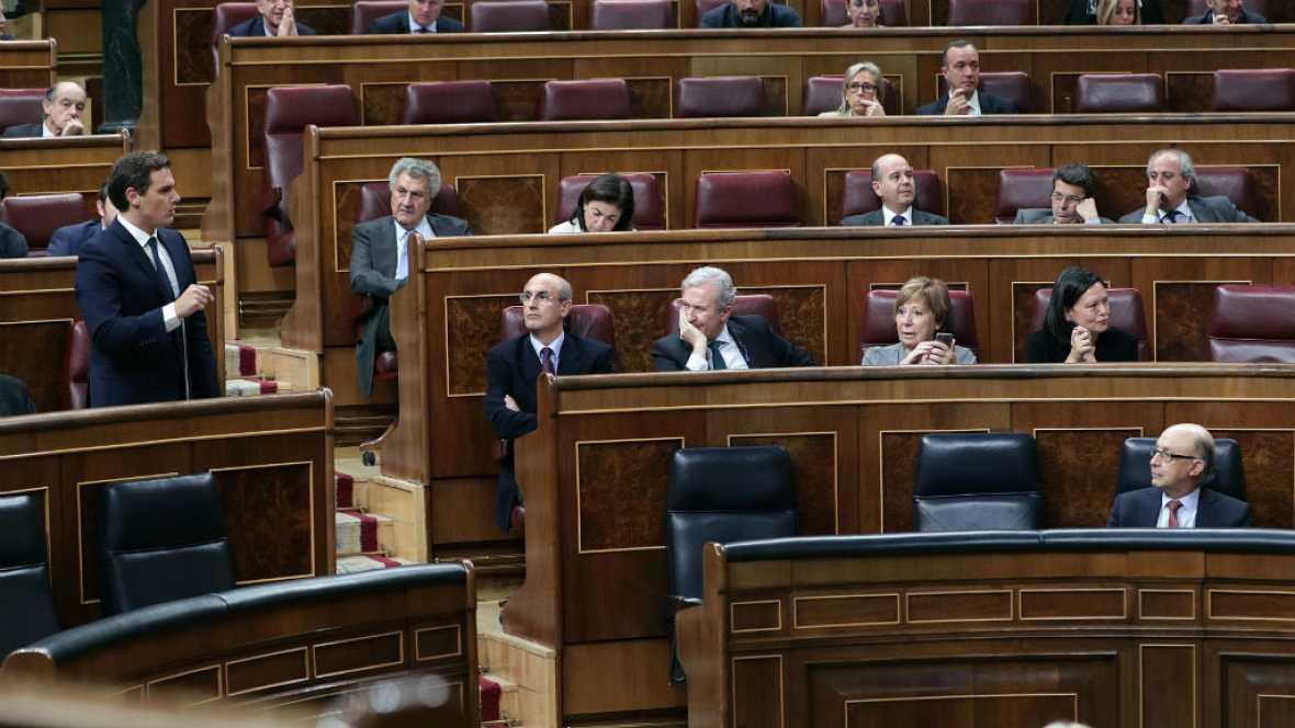 Diario de las 2 - 1.300 millones de euros, importe del cupo vasco que ha aprobado el Congreso - Escuchar ahora