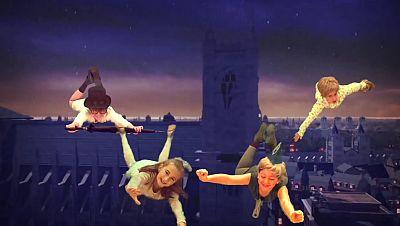 Artesfera - 'Peter Pan', musical contra la polio - 23/11/17 - escuchar ahora