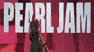 Bandera negra - Pearl Jam: TEN - 23/11/17 - escuchar ahora
