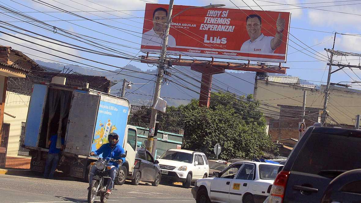 América hoy - Elecciones generales en Honduras - 23/11/17 - escuchar ahora