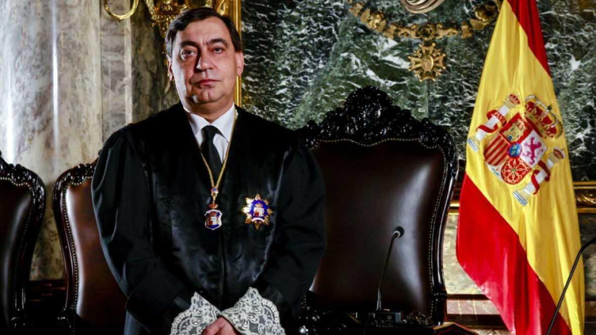 Boletines RNE - El Gobierno propone a Julián Sánchez Melgar como nuevo Fiscal General del Estado - 24/11/17 - Escuchar ahora