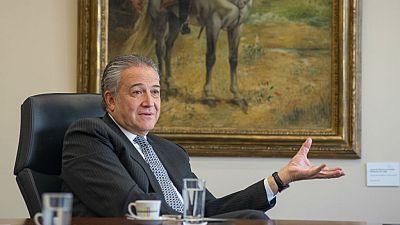Cinco continentes - Entrevista con Óscar Naranjo, vicepresidente de Colombia - Escuchar ahora
