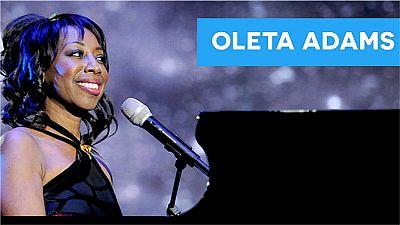 Próxima parada en Radio 5 - Oleta Adams magnífica en este programa de jazz vocal - 15/12/17 - Escuchar ahora