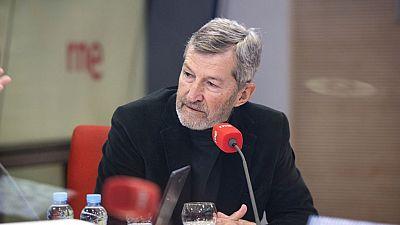 Las mañanas de RNE - Julio Rodríguez (Podemos) critica la propuesta de Puigdemont de votar la salida de Cataluña de la UE - Escuchar ahora