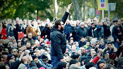 Las mañanas de RNE - Miguel Ángel Leal, presidente de Fedetaxi, descarta una huelga indefinida - Escuchar ahora