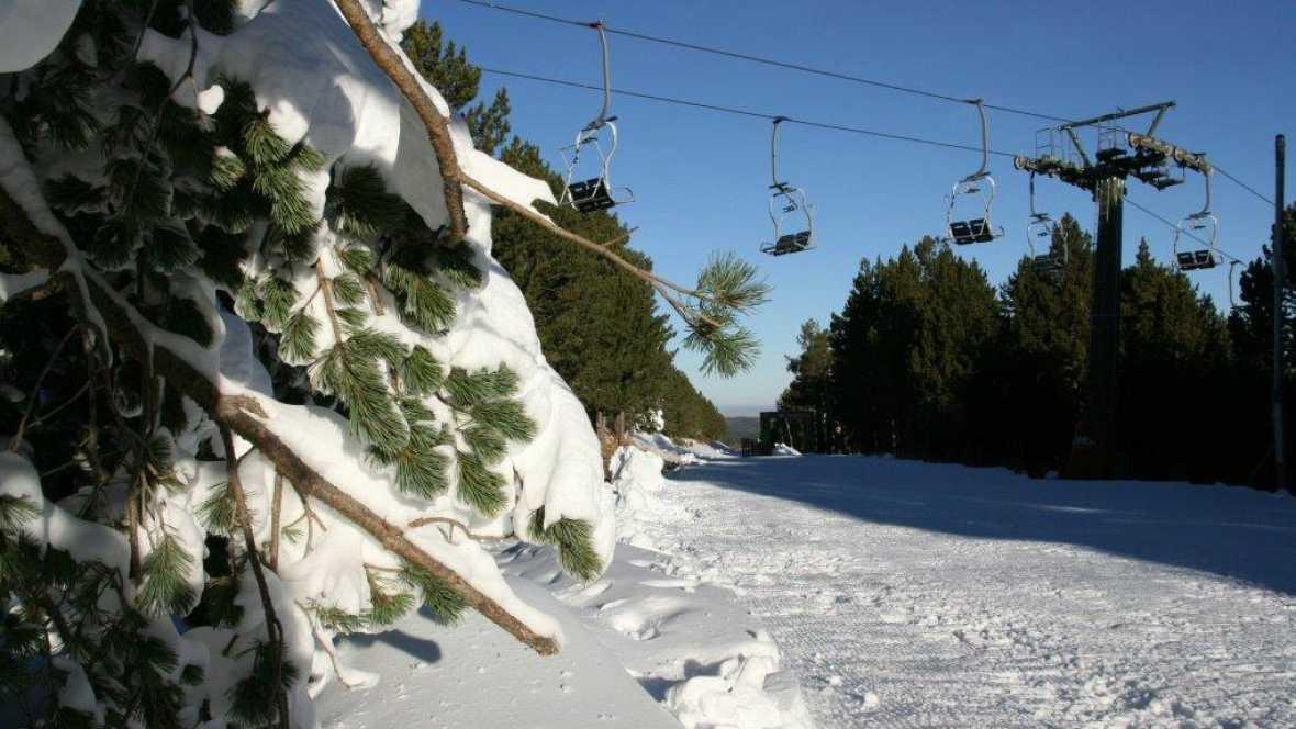Raider Sport 3 - Fabricación de nieve en Aramon-Cerler - Escuchar ahora