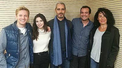 La sala - 'Casi normales', los chicos de 'Billy Elliot' y Elisa Matilla, una 'Gribraltareña' - 02/12/17 - escuchar ahora