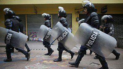 """""""En Honduras está prohibida la libre circulación y todo está controlado por los militares"""""""