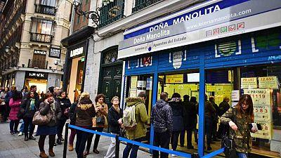 Marca España - Doña Manolita, más de 100 años repartiendo suerte - 08/12/17 - escuchar ahora