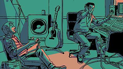El canto del grillo - 'La encrucijada' de Paco Roca y José Manuel Casañ - Escuchar ahora
