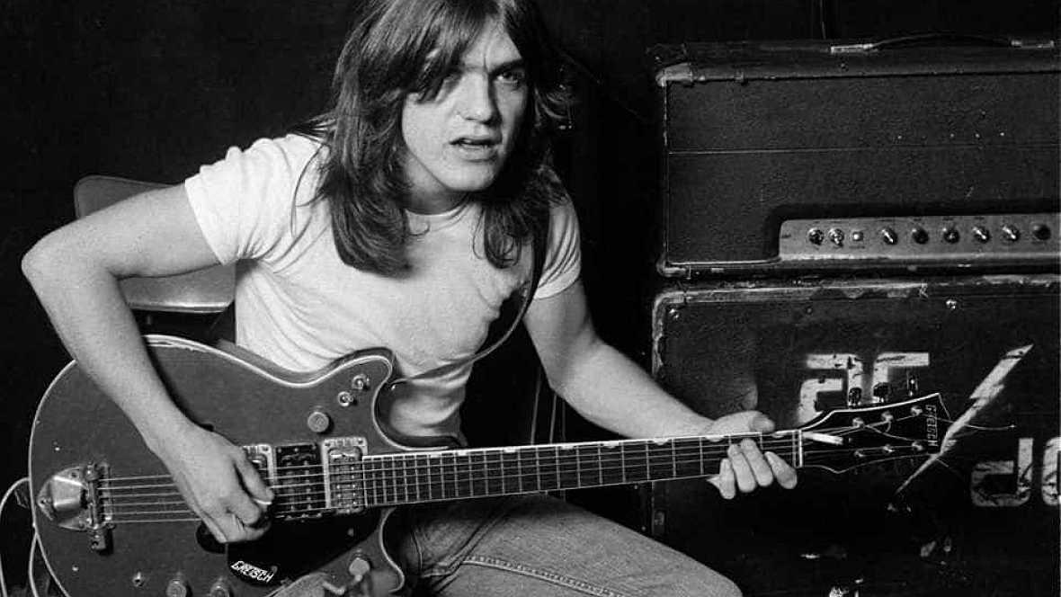 Bandera negra - Especial Malcolm Young (AC/DC) - 07/12/17 - escuchar ahora