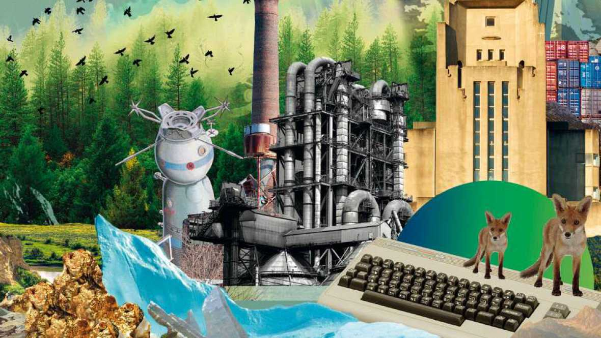 Siglo 21 - Contenedores de Arte. Después del fin del mundo - Escuchar ahora