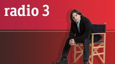 El séptimo vicio - Paula Ortiz visita los estudios de Radio 3 - 05/12/17 - escuchar ahora