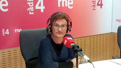 Las mañanas de RNE - Marta Ribas lamenta que haya candidatos para el 21D encarcelados - Escuchar ahora