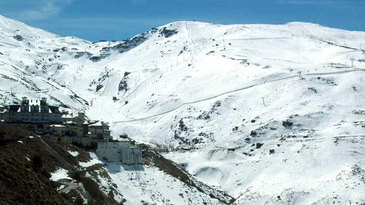 Raider Sport 3 - Sierra Nevada con el Eje Veleta Borreguiles y el río - 06/12/17 - Escuchar ahora