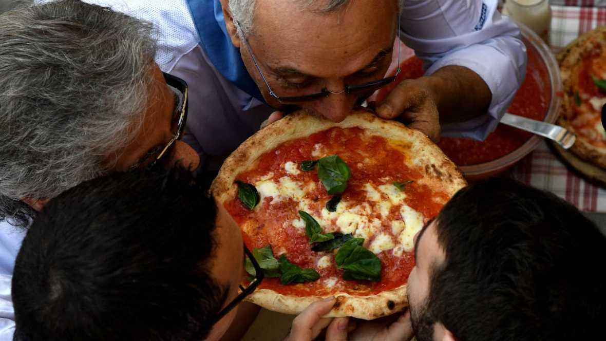 Radio 5 Actualidad - La pizza, Patrimonio Cultural Inmaterial de la Humanidad - Escuchar ahora