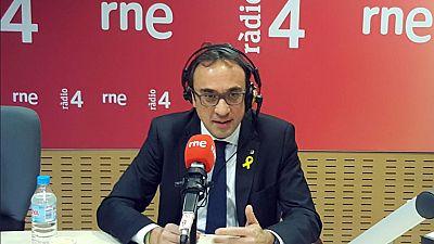 Las mañanas de RNE - Josep Rull insiste en que fue encarcelado por defender sus ideas - Escuchar ahora