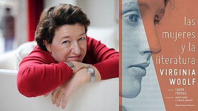 Punto de enlace - La mujer en la literatura, reflexiones con Laura Freixas - 08/12/17 - Escuchar ahora