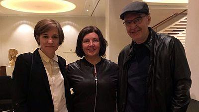 Va de cine - Amb Carla Simon i Juanjo Gimenezals premis del cinema europeu