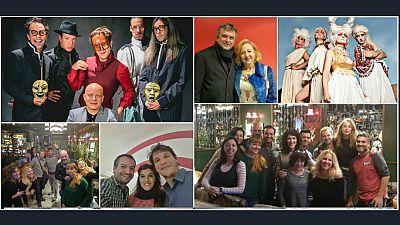 La sala - Cuñas con los próximos contenidos del programa - 11/12/17 - Escuchar ahora