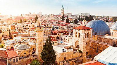 Oxiana - Israel-Palestina: la casa de la guerra - 11/12/17 - Escuchar ahora