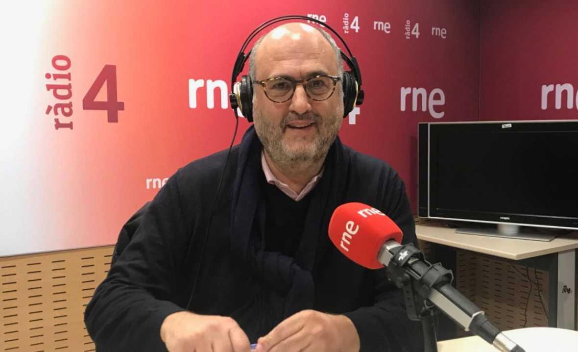 El matí a Ràdio 4 - Entrevista Eduard Pujol