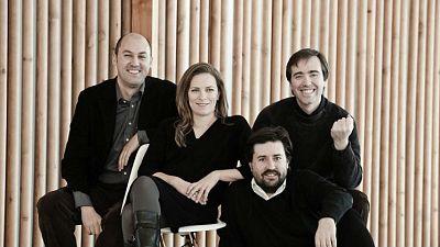 Cuarteto Leonor (Entrevista) - 9/12/17 - Escuchar ahora