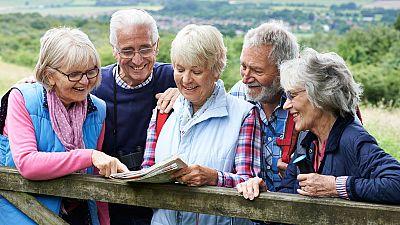 """Las mañanas de RNE - """"Tengo más de 65 años y no me siento mayor"""" - Escuchar ahora"""