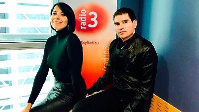 Hoy empieza todo con Ángel Carmona - Dorian, Manoliño Nguema y álbumes del año - 13/12/17 - escuchar ahora